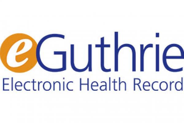 Sign-up for eGuthrie