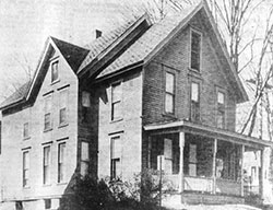 First Hospital in Cortland, 33 Clayton Ave