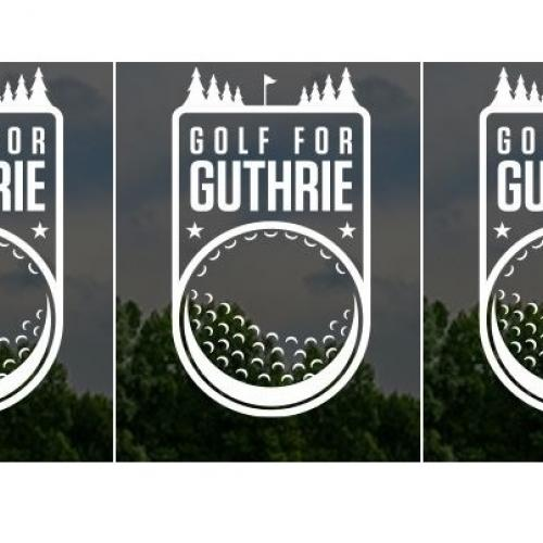 Golf for Guthrie logo