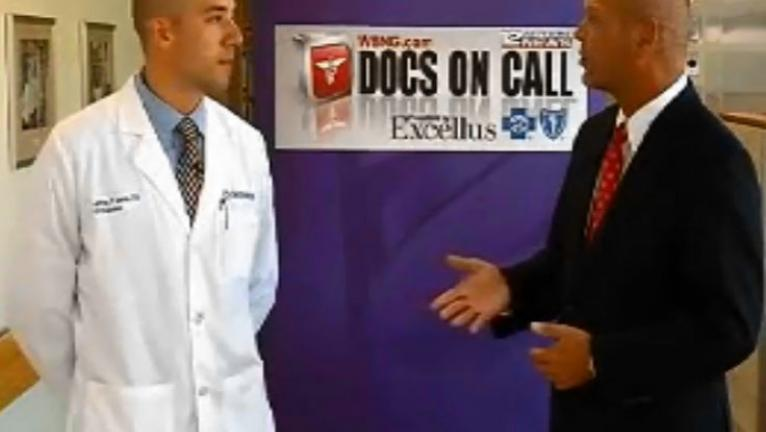 WBNG Docs on Call - Dr. Alwine - Sports Injuries
