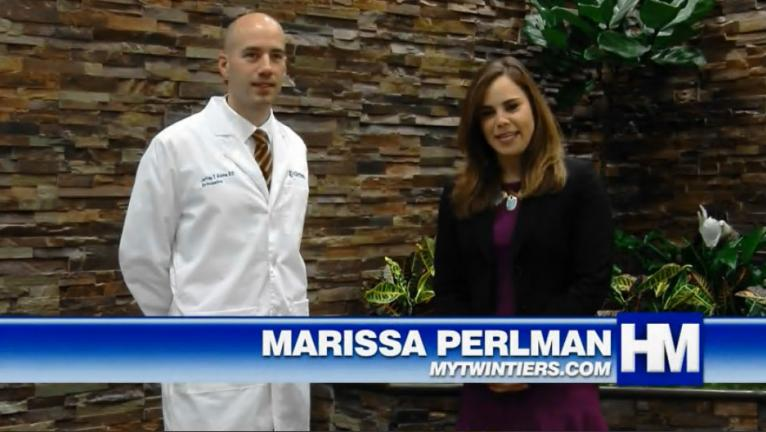 WETM Health Matters - Dr. Jeffery Alwine - Sports Medicine
