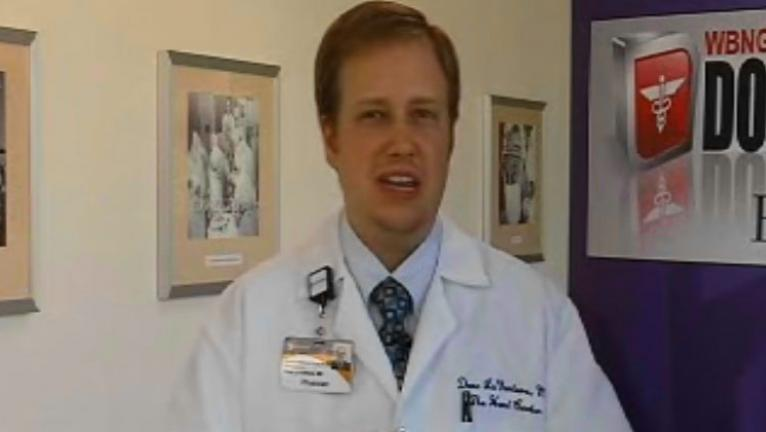 WBNG Docs on Call - Dr. LaVanture - Arthritis of the Thumb