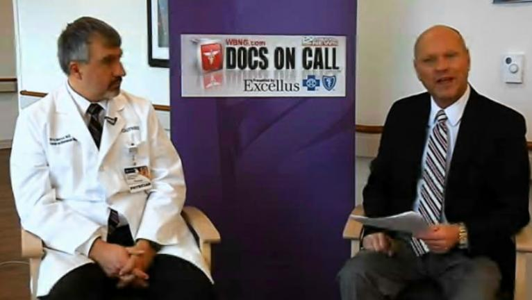 WBNG Docs on call - Dr. Marica Diabetic - Vascular Disease