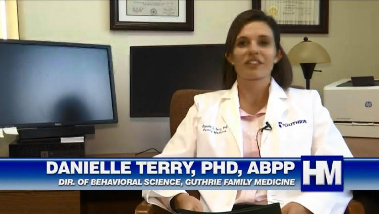 Health Matters - Dr. Terry - Quit Smoking Tips